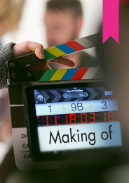Je Filme Ma Formation - Making Of