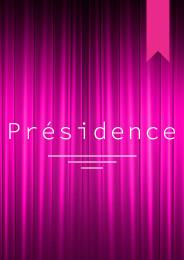 JE FILME MA FORMATION - Présidence et comité de parrainage