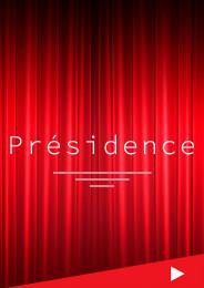 JE FILME LE MÉTIER QUI ME PLAIT - Présidence et Comité de parrainage