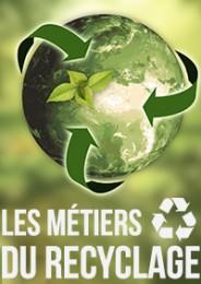 Les métiers du recyclage