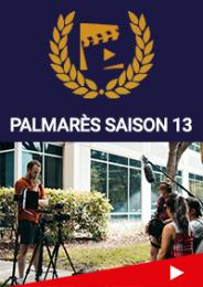 JE FILME LE MÉTIER QUI ME PLAÎT - Palmarès Saison 13