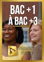 Bac +1 à Bac +3