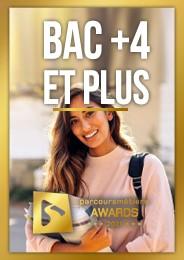 Bac +4 et plus