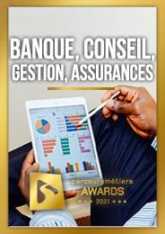Banque, conseil, gestion, assurance