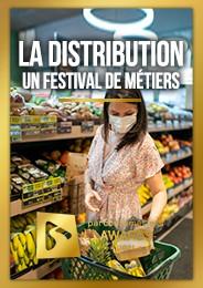 La distribution : un festival de métiers