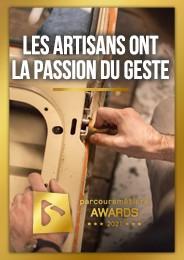 Les artisans ont la passion du geste