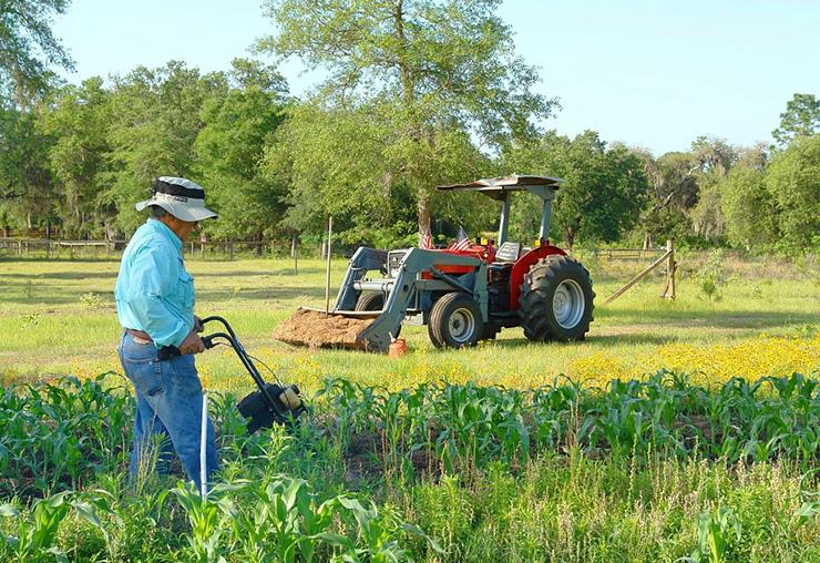 Valoriser le métier d'agriculteur