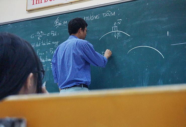 Professeur, un métier qui n'attire plus les jeunes...