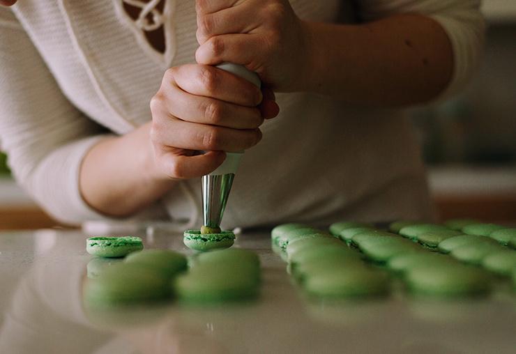 Pâtissier, un métier exigeant