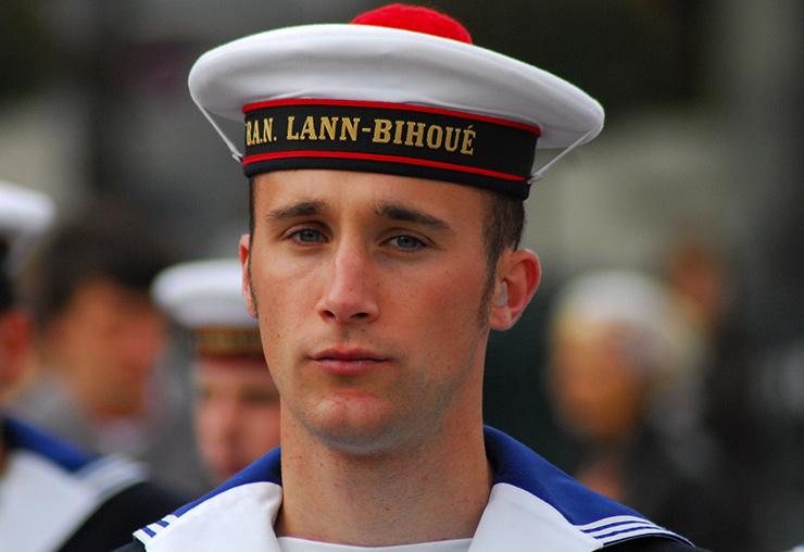 Les métiers de la marine