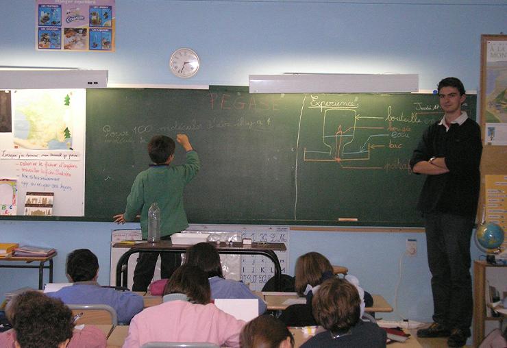 Que pensent les instituteurs de leur métier ?