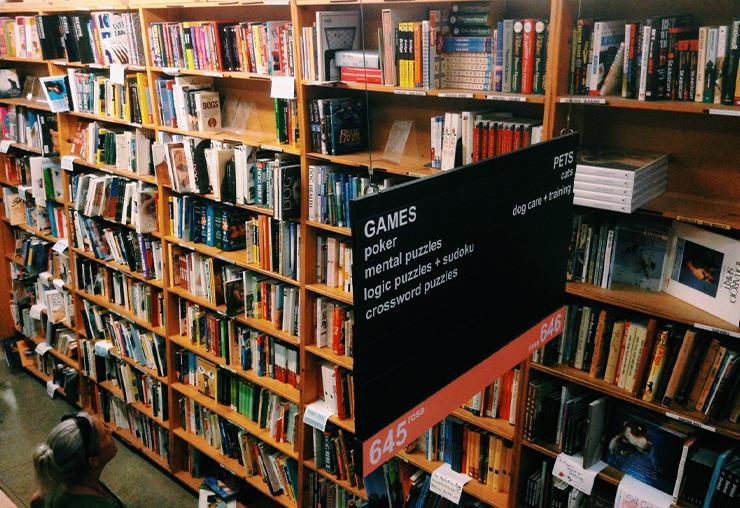 Bibliothécaire : la passion des livres