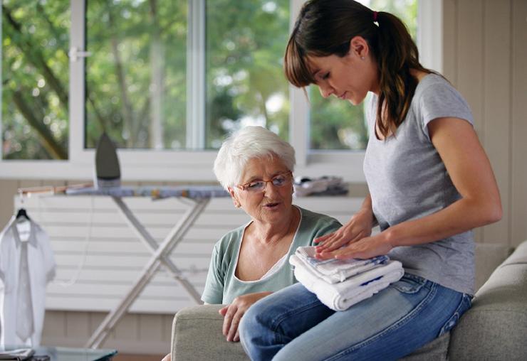 Le métier d'aide à domicile revalorisé