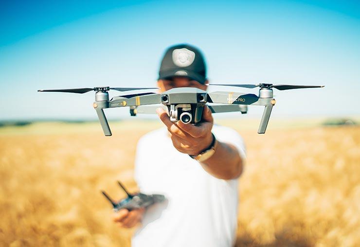 Pilote de drones : un métier d'avenir ?
