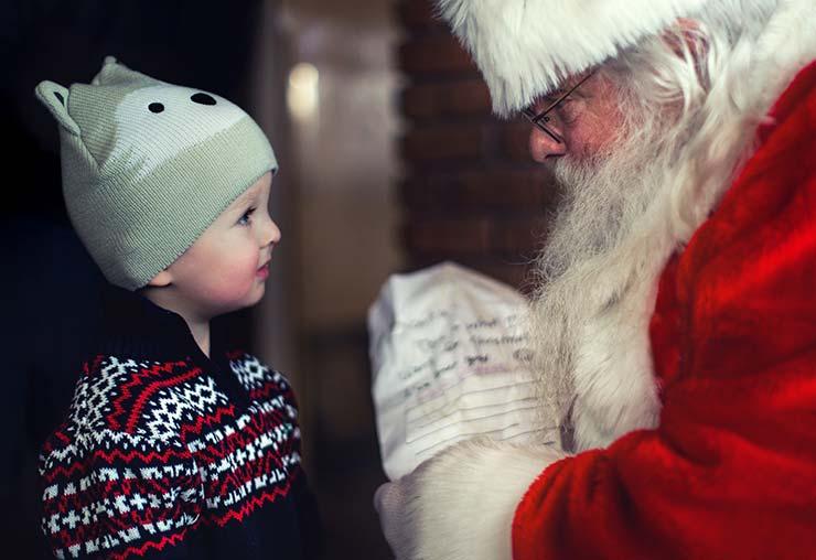 Père Noël  c'est un métier !