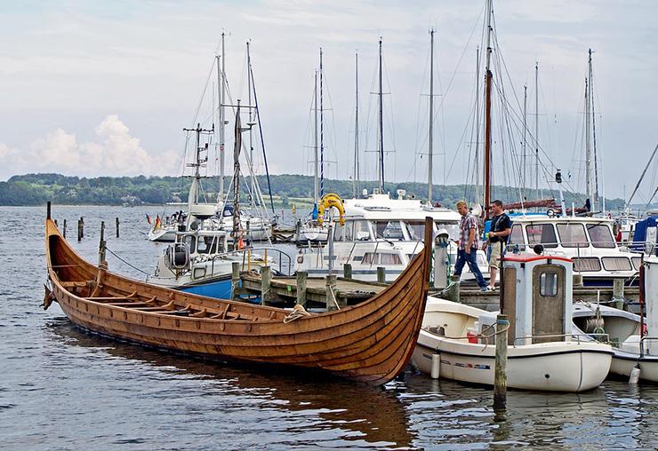 Devenez capitaine d'un navire Viking !