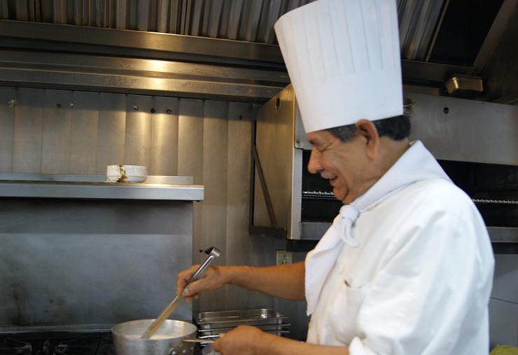 Cuisinier, un métier par passion