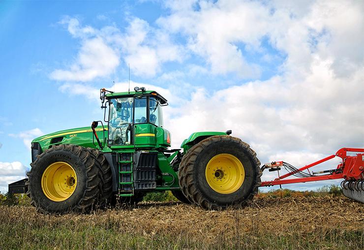 Le renouveau de l'agriculture