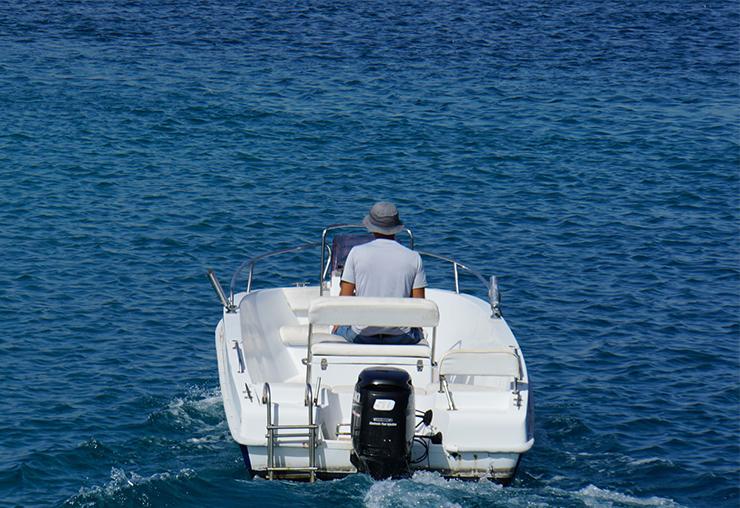 Chef d'atelier nautique, entre terre et mer