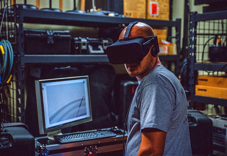 La réalité virtuelle au service des recruteurs logisticiens