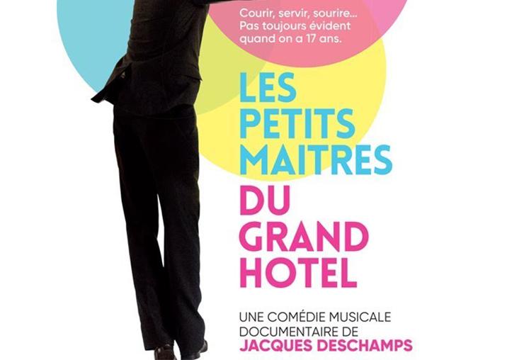 Un documentaire musical sur les métiers de l'hôtellerie