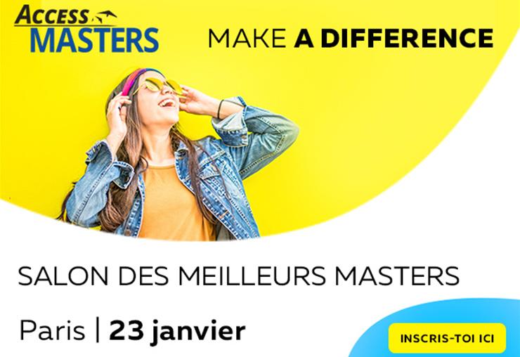 Un Master en vue en France ou à l'étranger ?