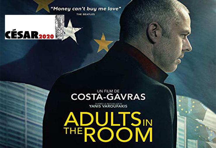 Costa-Gavras en route pour les Césars !