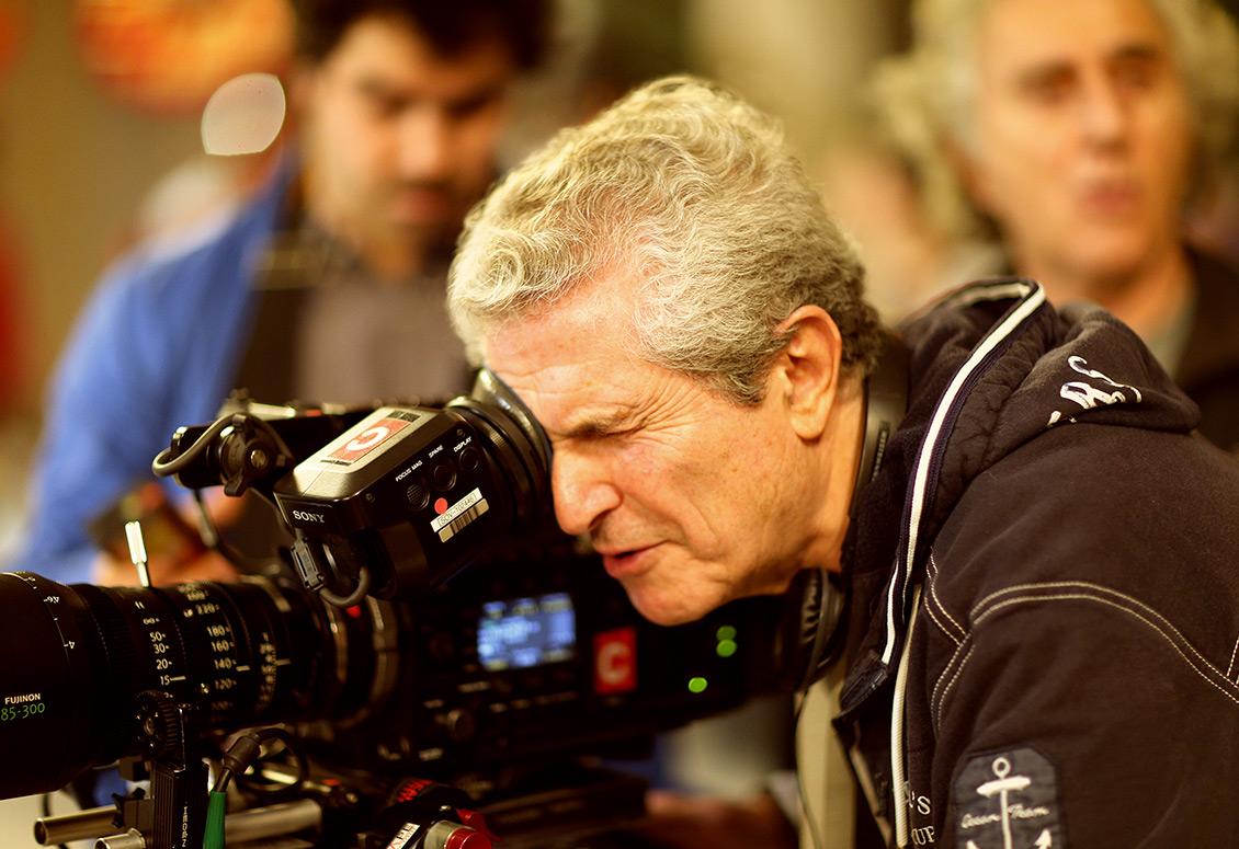 Le cinéaste Claude Lelouch est président du concours JE FILME LE MÉTIER QUI ME PLAÎT